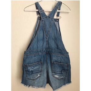 American Eagle Outfitters Other - american eagle outfitters distressed overalls!